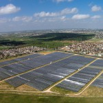 Alamo 2 Solar Farm, developed by OCI Solar Power for use by CPS Energy in San Antonio, TX