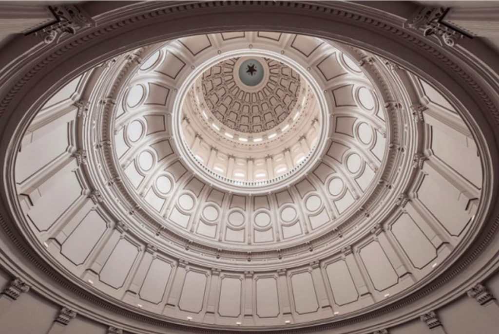 Texas Capitol Dome