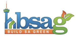 Build San Antonio Green logo